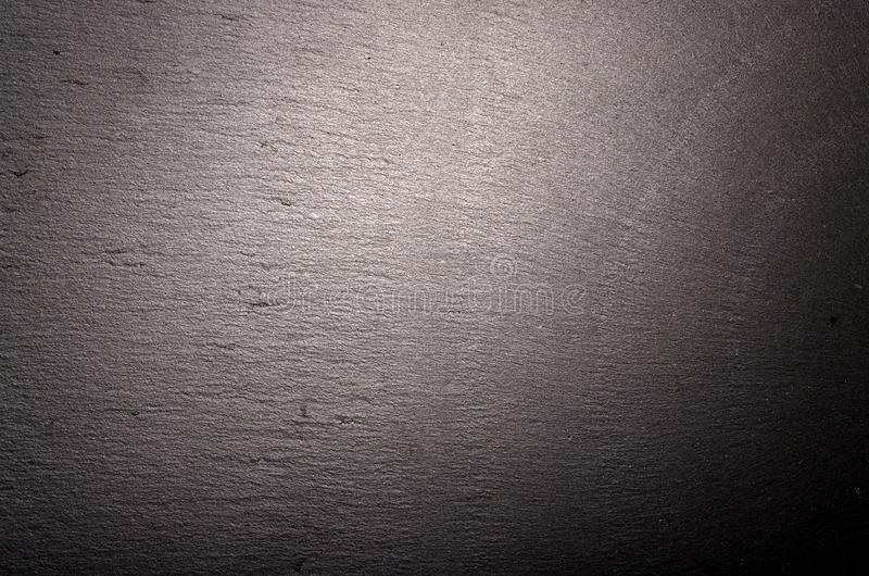 Kamienny stół Kreda nacierająca out na blackboard dla tła tekstura dla dodaje tekst lub graficznego projekt czarny deskowy jedzen obrazy stock