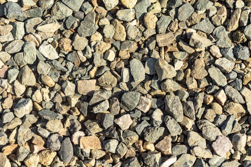 Kamienny tło, kamienie od skały obraz stock