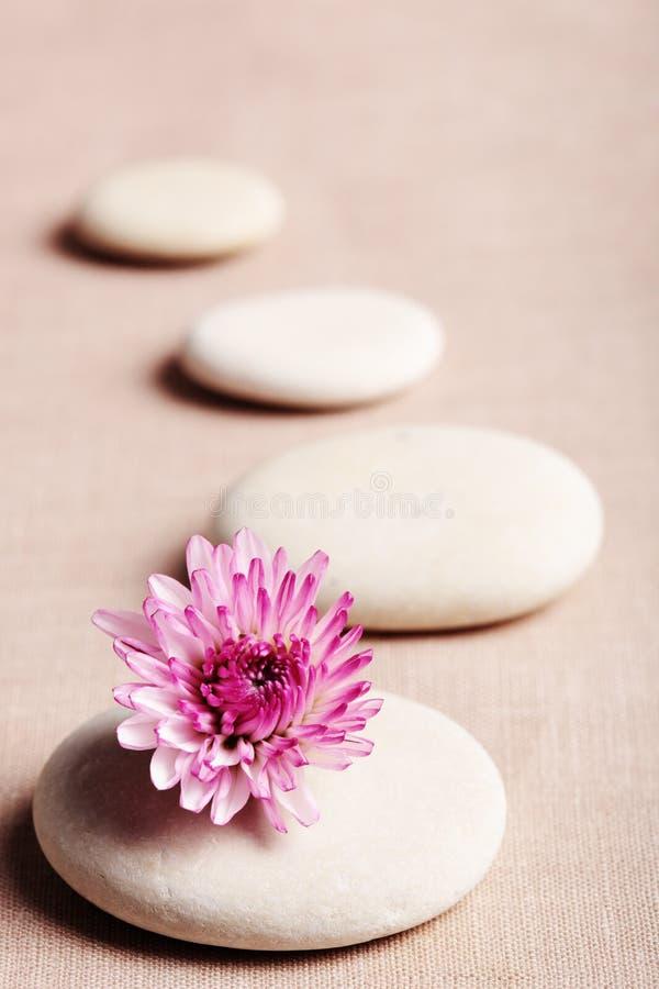 kamienny zen obraz royalty free