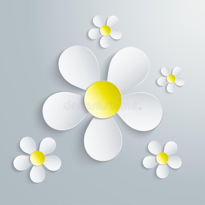 Kamille stock illustratie