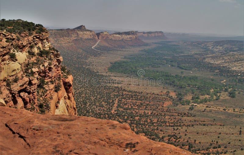 Kamm Ridge stockbilder