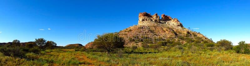 Kammer-Säule, Nordterritorium, Australien lizenzfreie stockfotos
