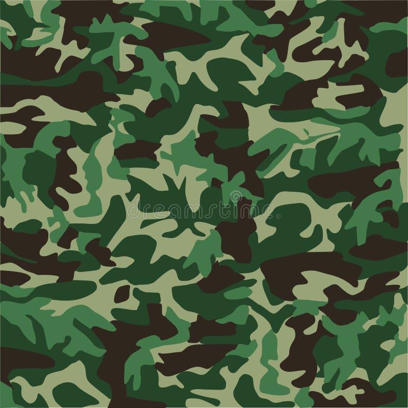 Download Kamouflage stock illustrationer. Illustration av dölja - 980919