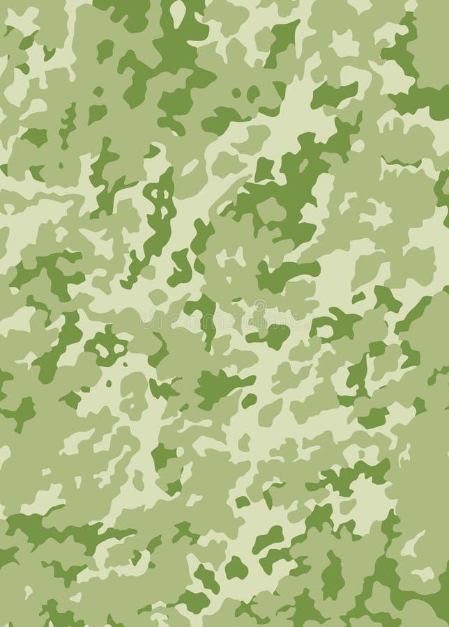 kamouflagemodellvektor