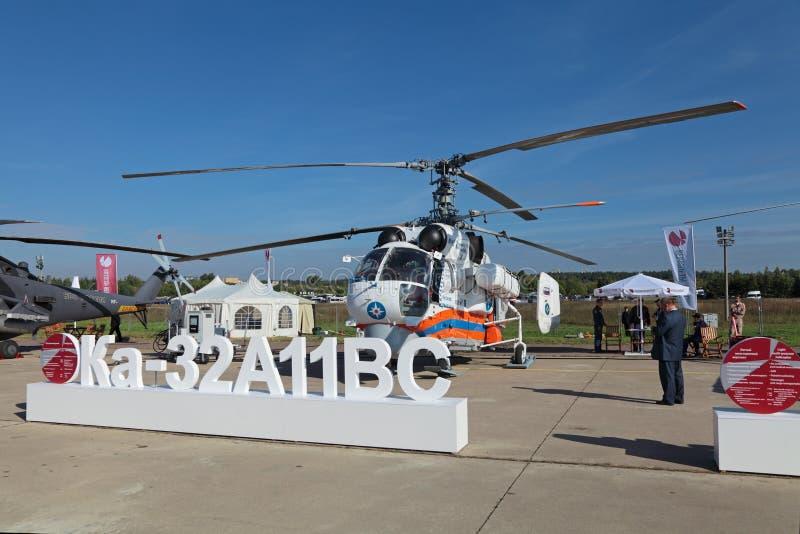 Kamov Ka-32 стоковое изображение rf