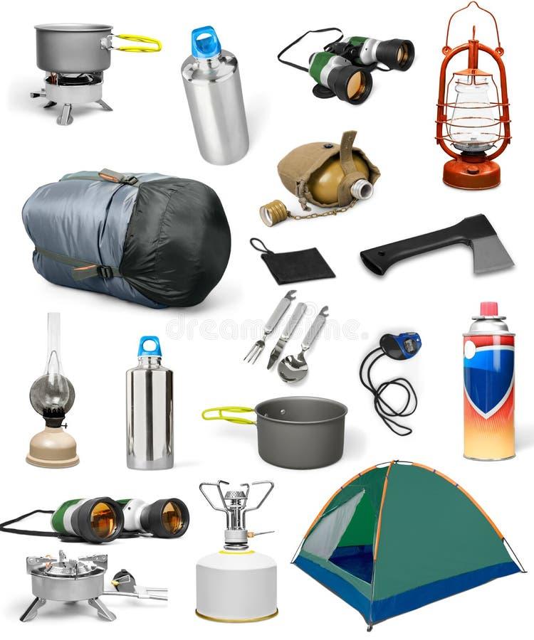 kamp vector illustratie