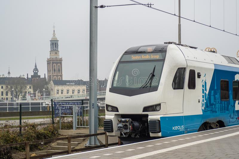 Keolis sprinter from kampen to zwolle is ready to depart from kampen download keolis sprinter from kampen to zwolle is ready to depart from kampen editorial photography ccuart Gallery