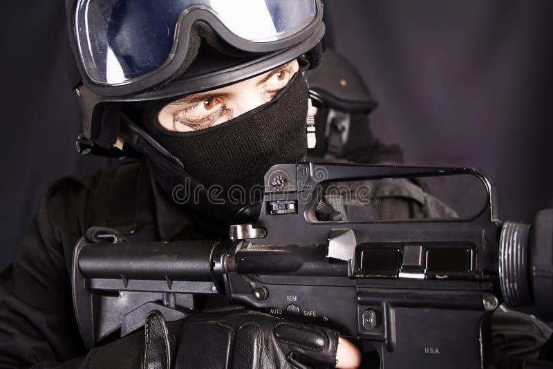 Kampf stockfotografie