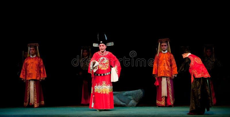 Kampioen-Jiangxi operaï ¼ š Windpaviljoen royalty-vrije stock foto's