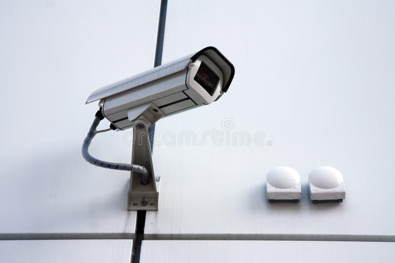 kamsäkerhetswhite fotografering för bildbyråer