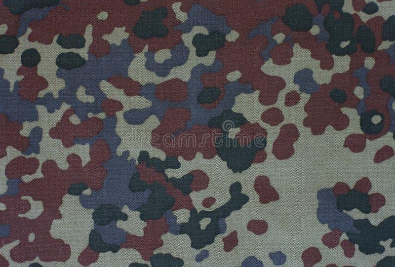 Kamuflaż deseniowa sukienna tekstura Abstrakcjonistyczny tło i tekstura dla projekta zdjęcia royalty free