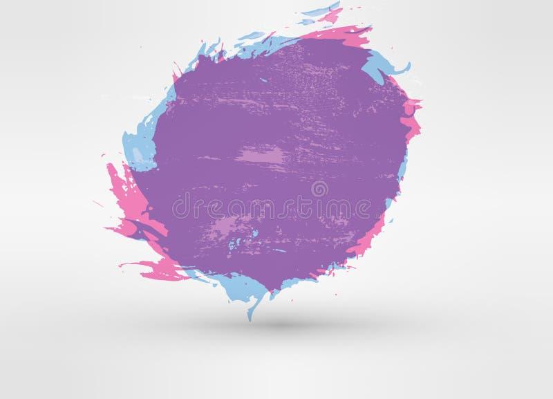 Kan användas som en vykort retro bakgrund för prydnadpapper för bakgrund geometrisk gammal tappning mörk paper vattenfärgyellow f vektor illustrationer