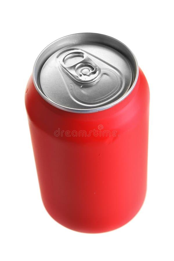 kan dricka red royaltyfri foto