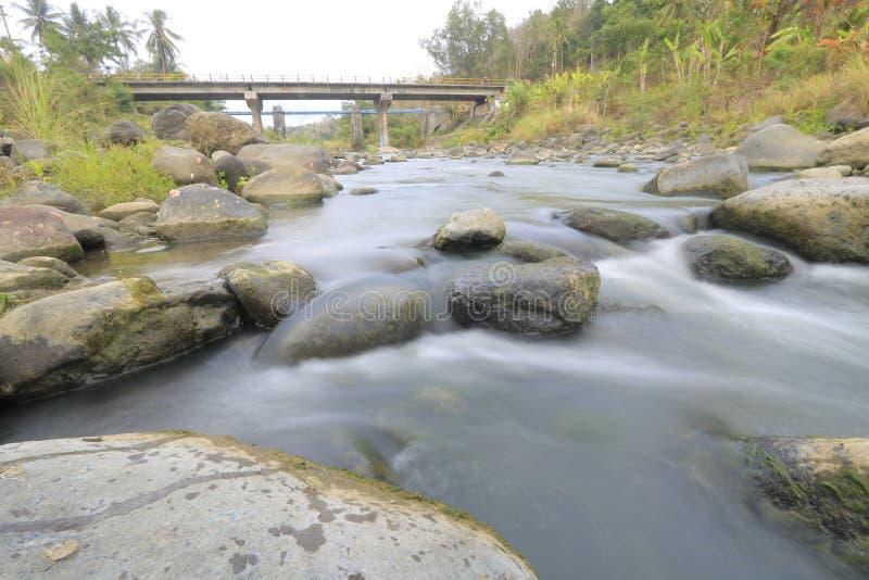 Kan du se mig på bron? arkivbilder