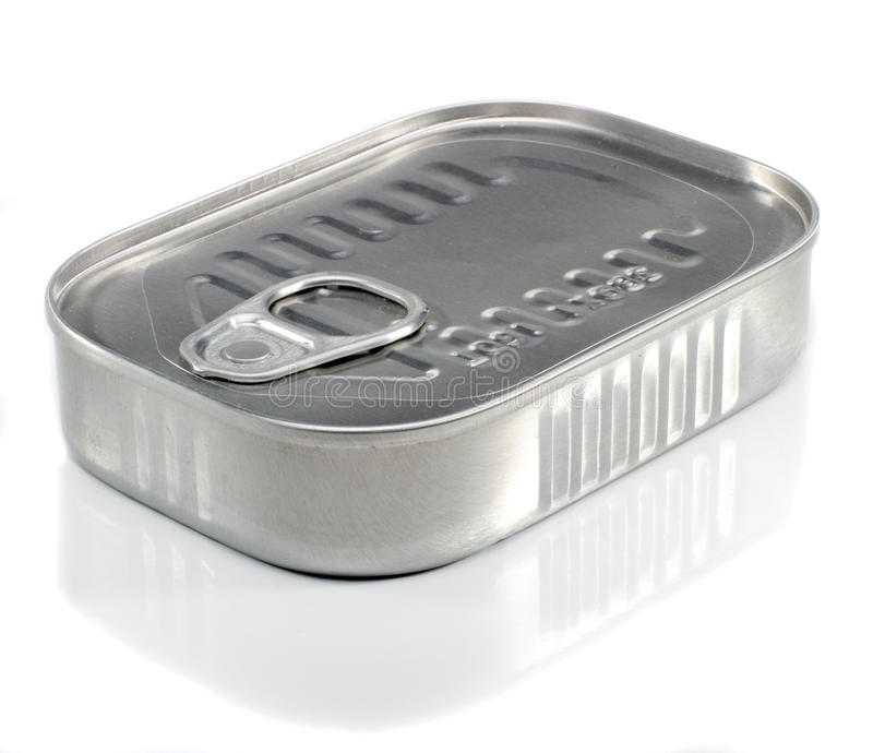 kan sardinen fotografering för bildbyråer