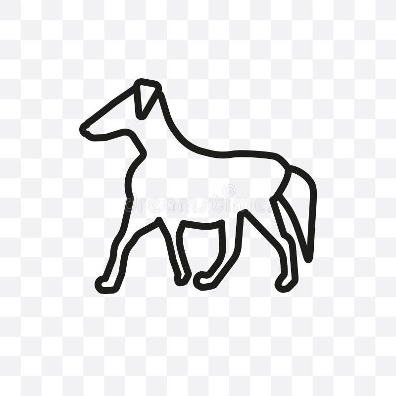 Kan wordt geïsoleerd het de hond vector lineaire die pictogram van Boston Terrier op transparante achtergrond, het concept van de stock illustratie
