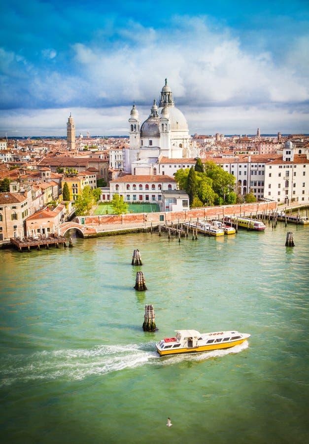 kanały swój Venice zdjęcie stock