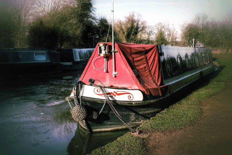 kanaal stock afbeelding