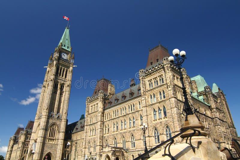Kanada kullparlament s arkivfoto