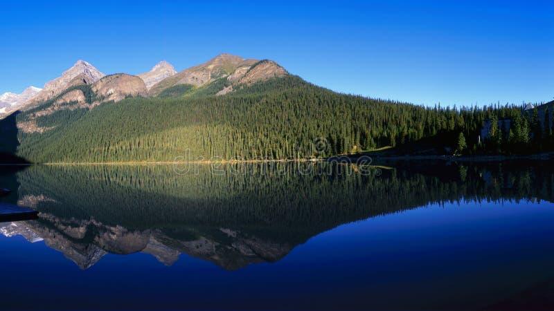 Kanada - Lake Louise stockfotos