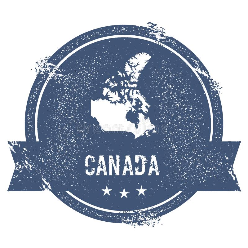 Kanada ocena ilustracja wektor