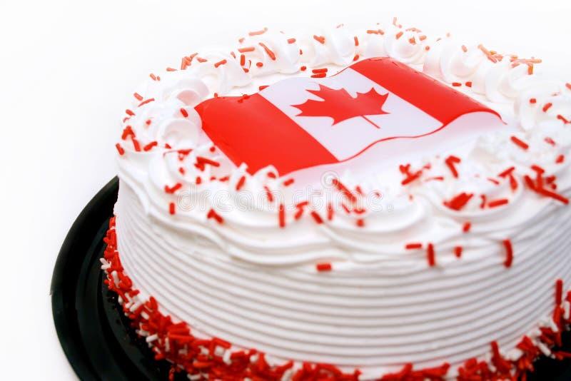 Kanada-Tagesfeiern lizenzfreies stockbild