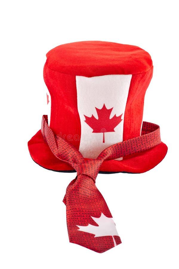 Kanada-TagesNationalfeiertagkleider stockfotos