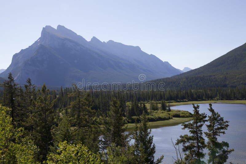 Kanadensare Rocky Mountains, British Columbia, Kanada arkivbilder
