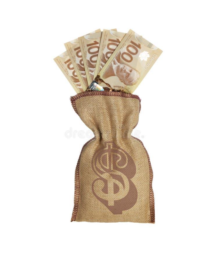 Hänga lös av pengar arkivfoton