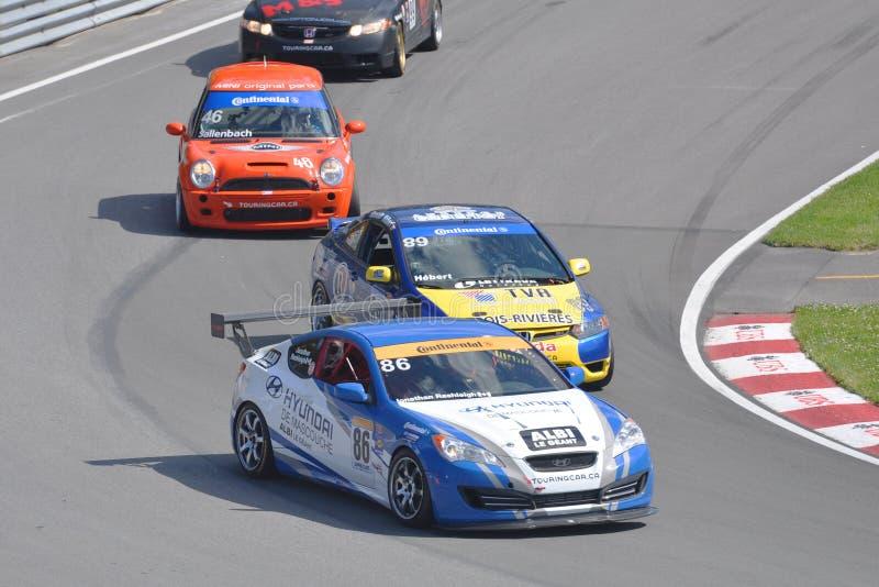 Kanadische Reisen-Auto-Meisterschaft lizenzfreie stockfotografie