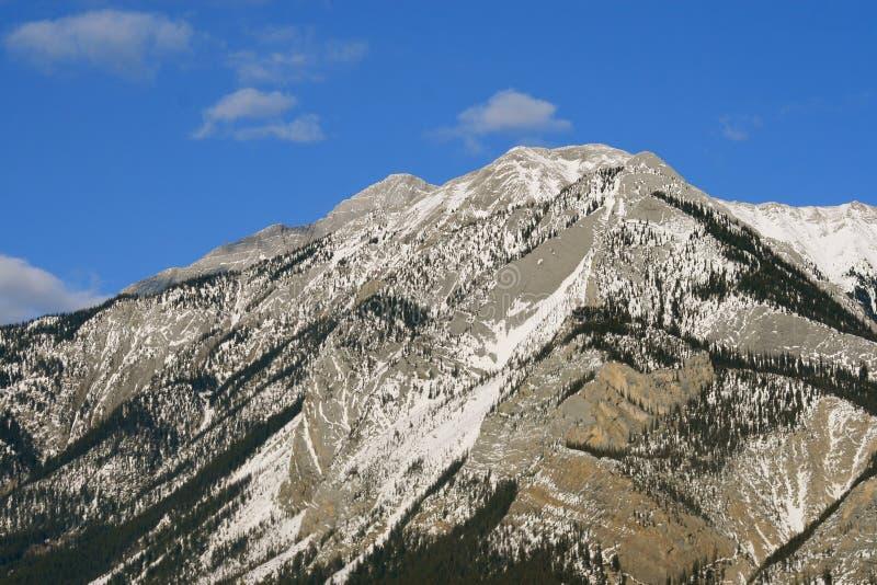 Kanadische Rockies zeigt die reine Natur stockfoto