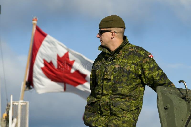 kanadyjczyk zdjęcie stock