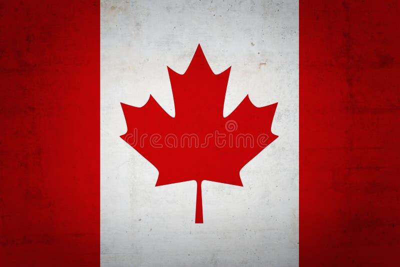 Download Kanadyjskiej flagi obraz stock. Obraz złożonej z retrospective - 42525031