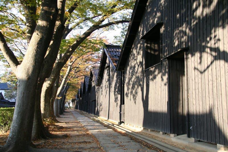 Kanagawa Yokohama de la prefectura Japón foto de archivo libre de regalías
