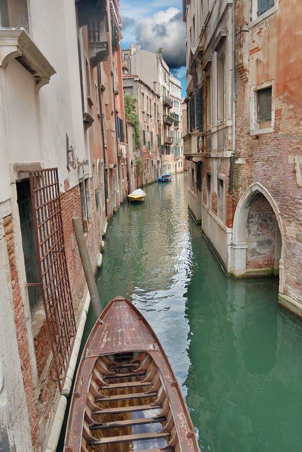 Kanal. stockbild