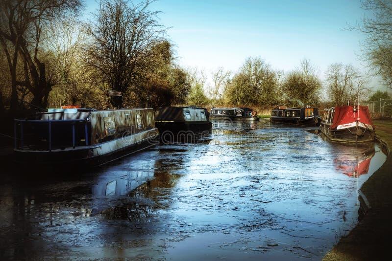 kanal arkivbilder