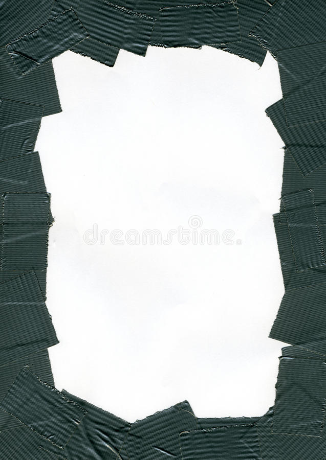 Kanal-Band-Hintergrund-Feld lizenzfreies stockbild
