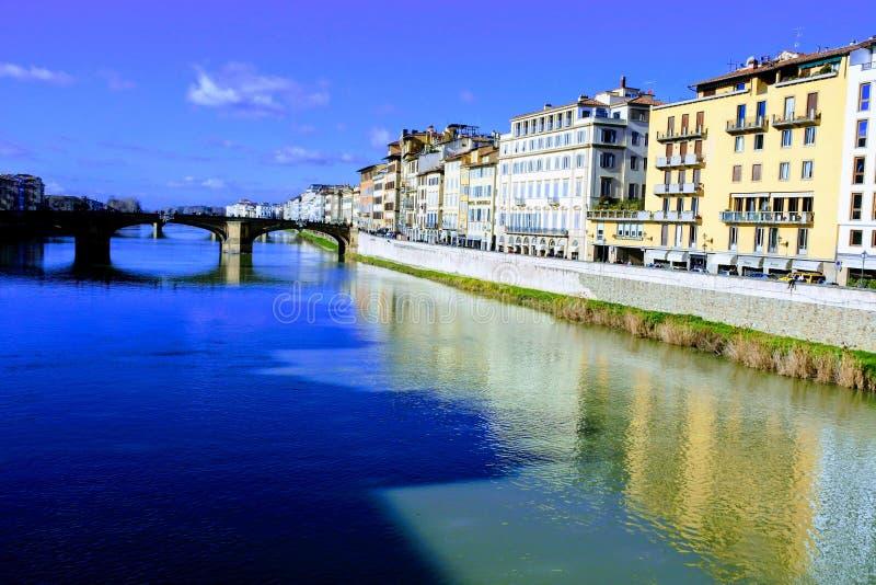 kanal i Venedig, den bästa sikten arkivbild
