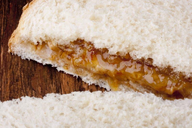 kanapka cukierki obraz stock