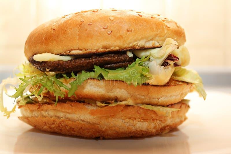 Kanapka z kieliszkiem na zdrową dietę zdjęcia stock