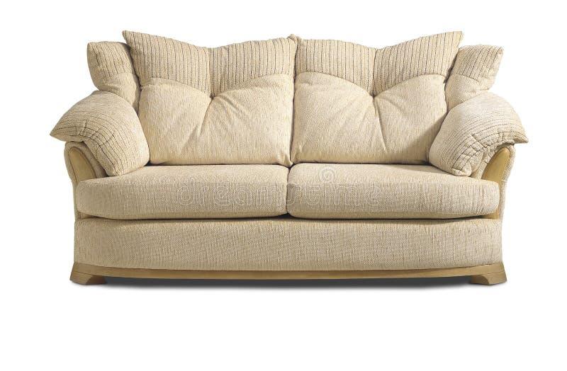Kanapy krzesła kozetka zdjęcia royalty free
