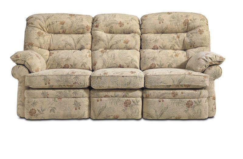 Kanapy krzesła kozetka zdjęcie royalty free
