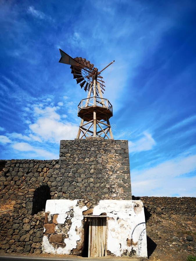 Kanarische Insel Lanzarote stockfotografie