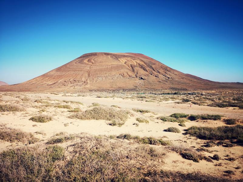 Kanarische Insel, Lanzarote lizenzfreie stockfotografie