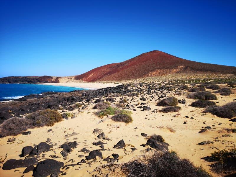 Kanarische Insel, Lanzarote stockfotografie