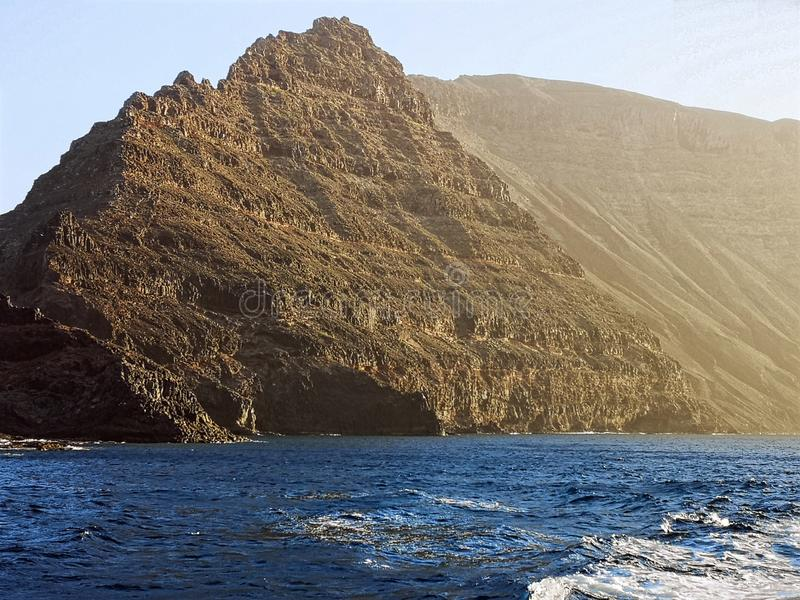 Kanarische Insel, Lanzarote stockfotos
