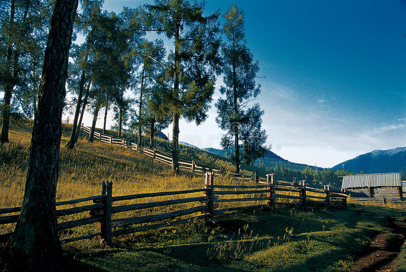 kanas rancho obraz royalty free