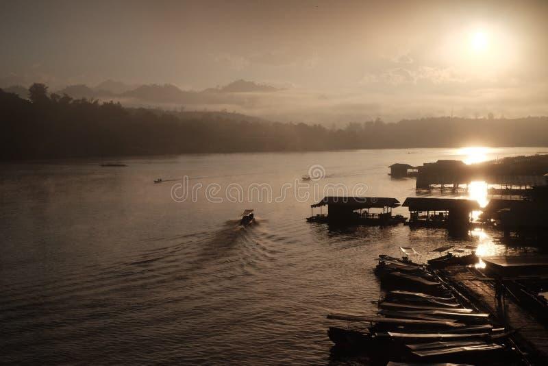 Kanchanaburi foto de archivo libre de regalías