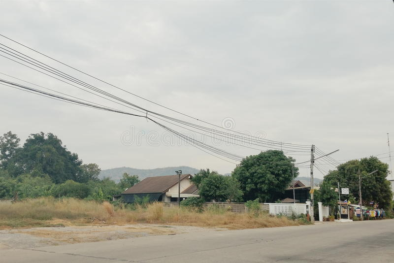 Kanchanaburi Tailândia imagem de stock royalty free