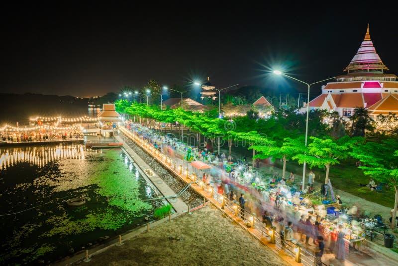 KANCHANABURI THAILAND -NOVEMBER 2 : Scenery of the 19th Supreme royalty free stock image